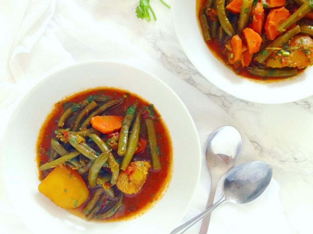 lubiyah, lebanese recipe